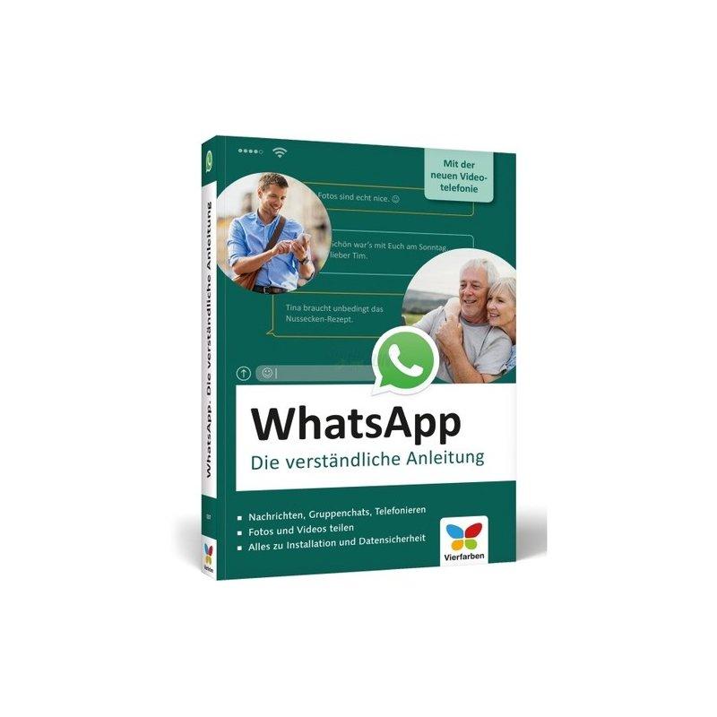 Vierfarben Verlag WhatsApp-Die verständliche Anleitung
