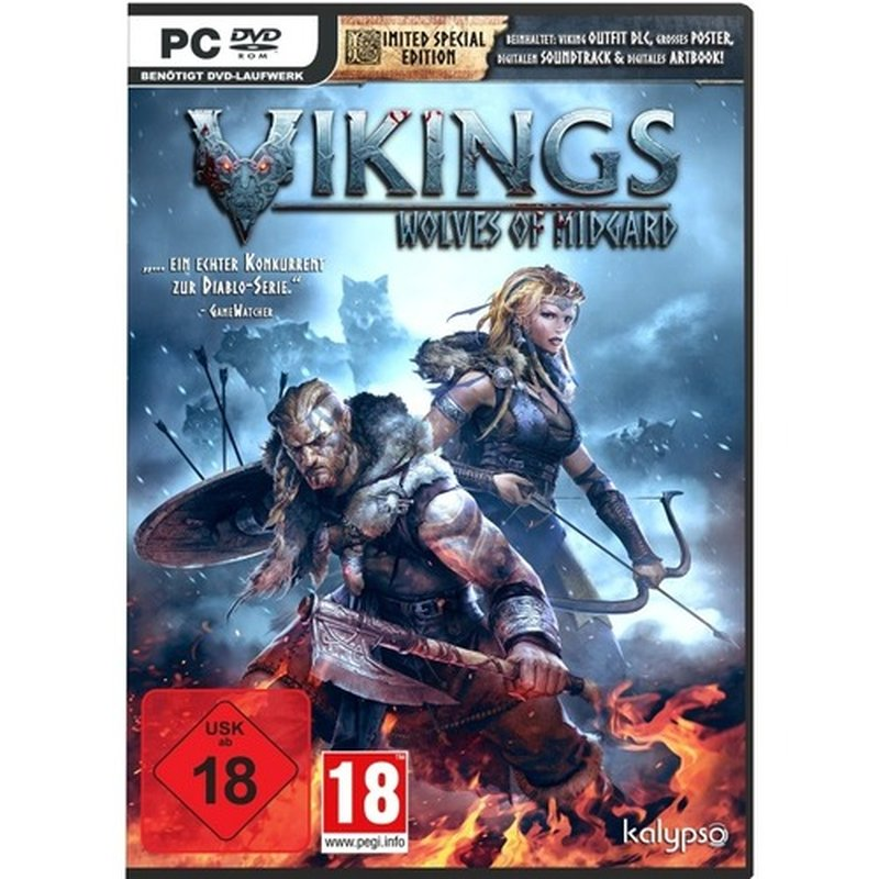 Kalypso Vikings - Wolves of Midgard (PC)