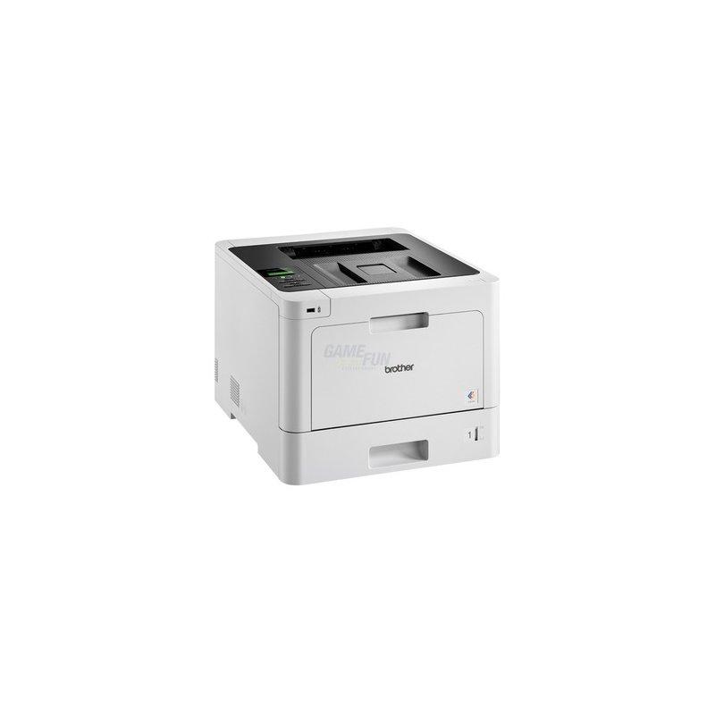 Brother HL-L8260CDW S/W A4 31 ppm Duplex Wlan LAN USB Win|MAC|Linux