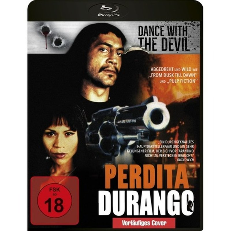 Black Hill Pictures Perdita Durango - Dance with the Devil (Blu-ray)