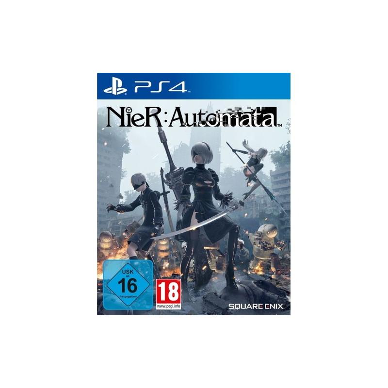 SquareEnix Nier: Automata (PS4) Englisch, Japanisch