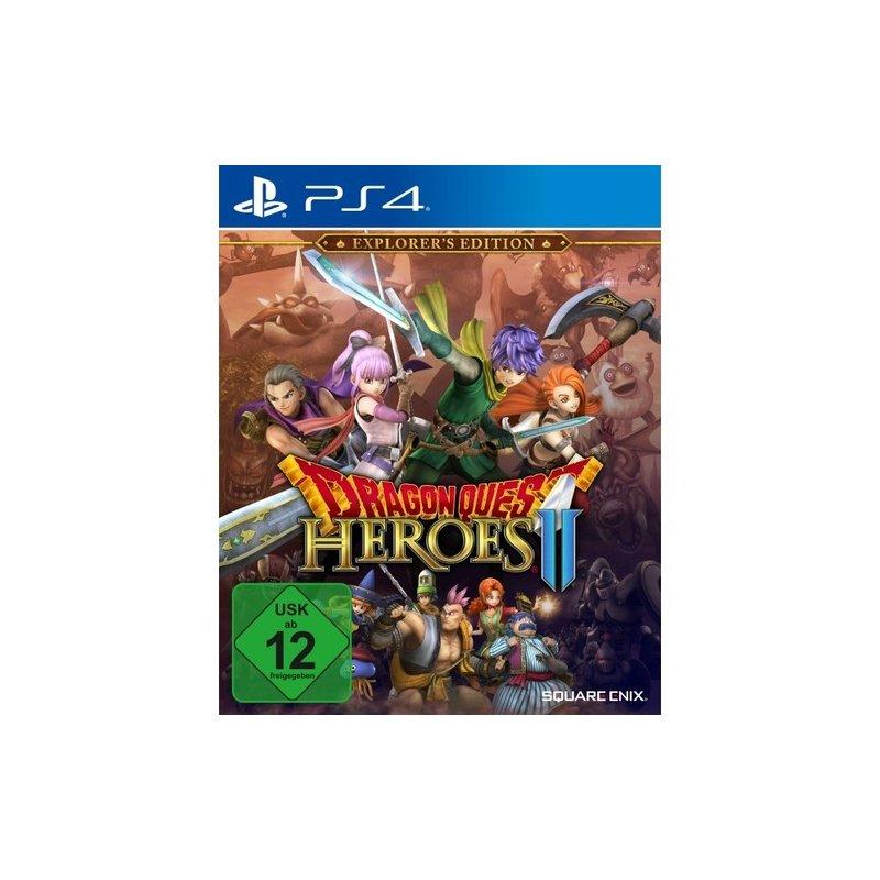 SquareEnix Dragon Quest Heroes 2 Explorer´s Edition (PS4) Englisch, Jap