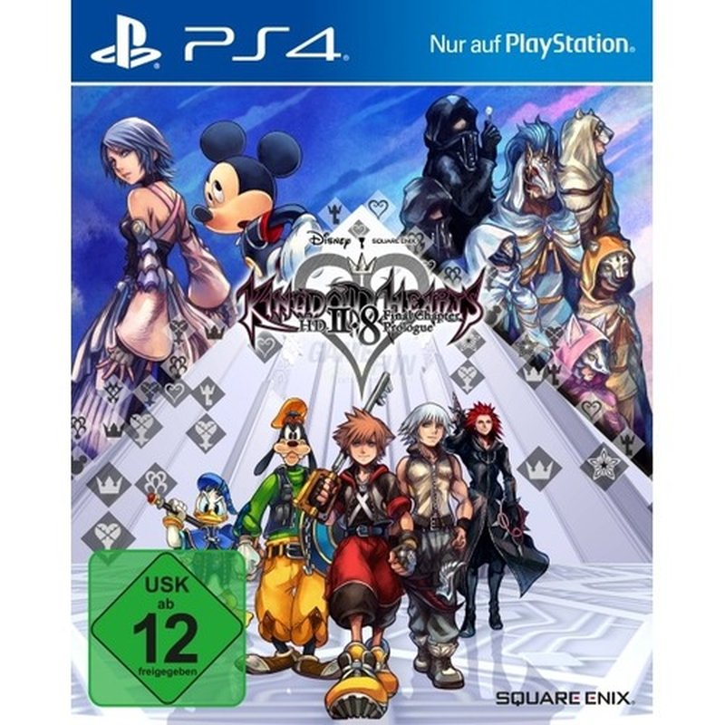 SquareEnix Kingdom Hearts HD 2.8 Final Chapter Prologue (PS4) Englisch