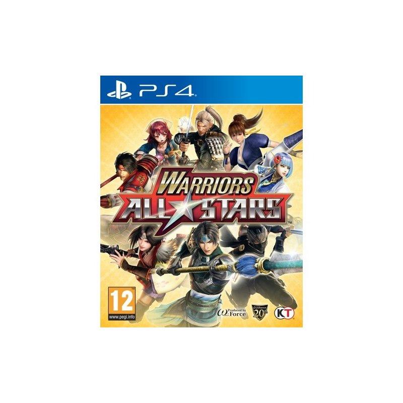 Tecmo Koei Warriors All Stars (PS4) Japanisch