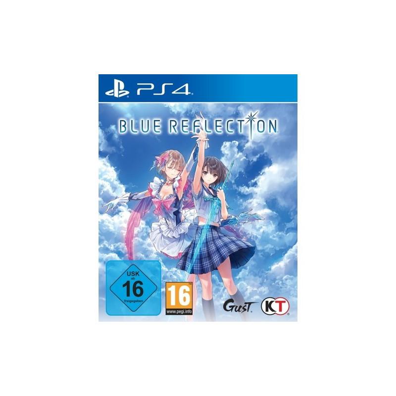 Tecmo Koei Blue Reflection (PS4) Japanisch
