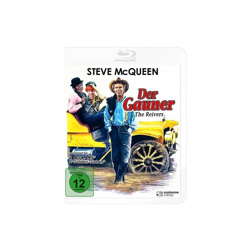 Explosive Media Der Gauner (Blu-ray)
