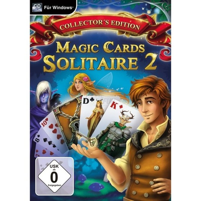 Magnussoft Magic Cards Solitaire 2 - Collector´s Edition (PC)