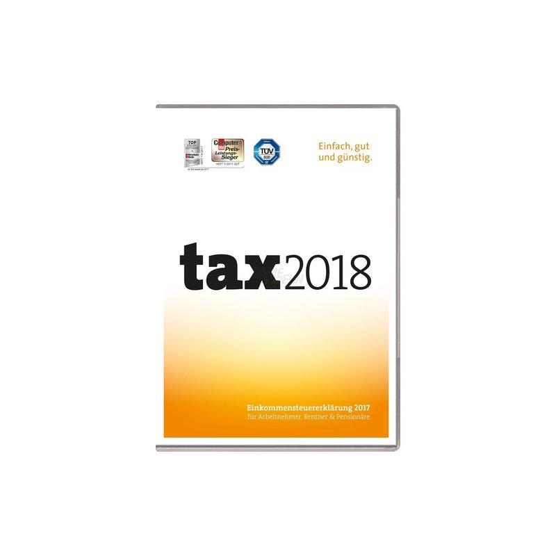 Buhl Tax 2018 1 Benutzer Vollversion FFP (für Steuerjahr 2017)