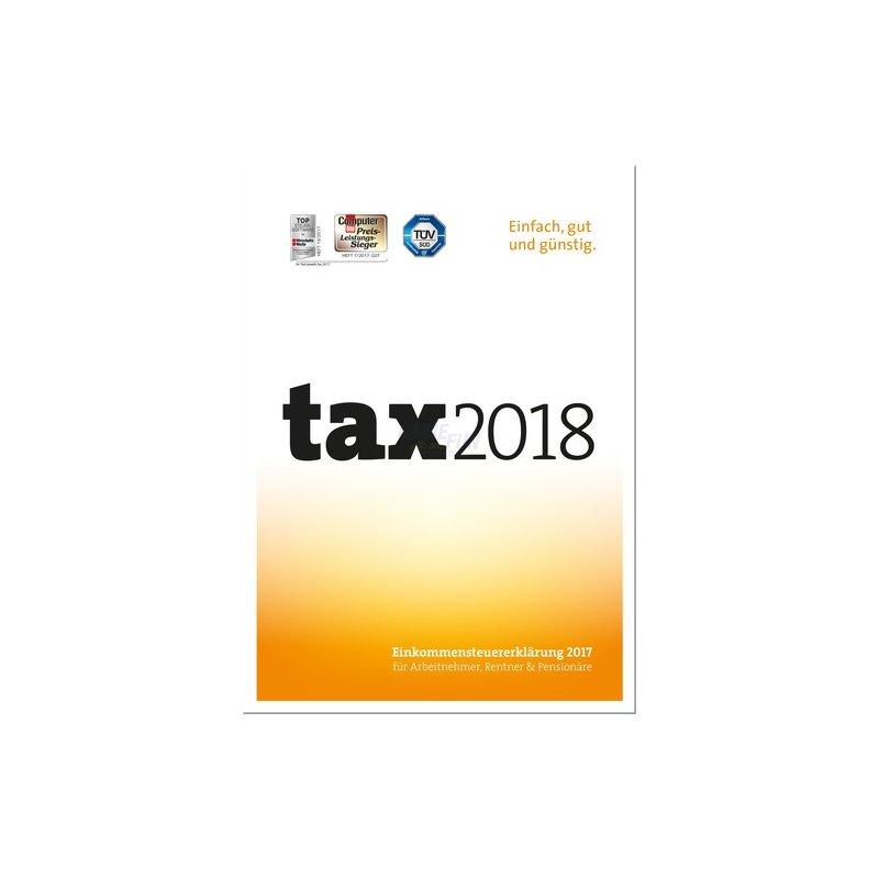 Buhl Tax 2018 1 Benutzer Vollversion GreenIT (für Steuerjahr 2017)