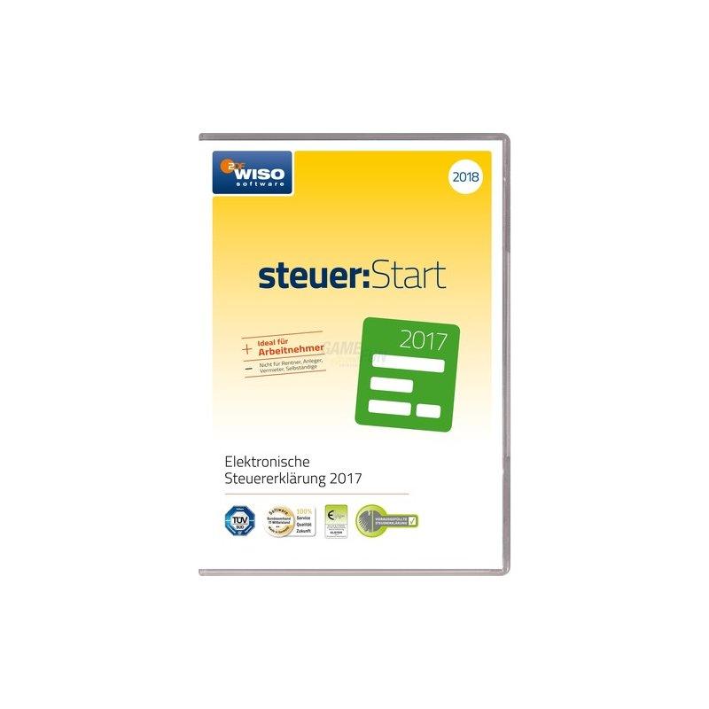 Buhl Wiso steuer: Start 2018 1 Benutzer Vollversion GreenIT (für Steuerjahr 2017)