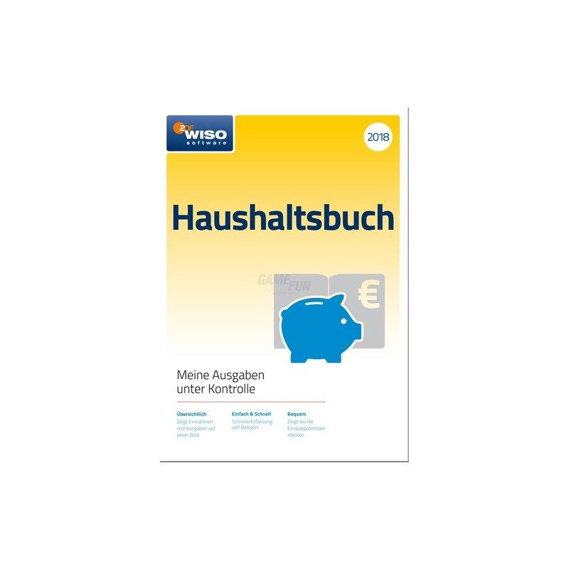 Buhl Haushaltsbuch 2018 1 Benutzer Vollversion ESD