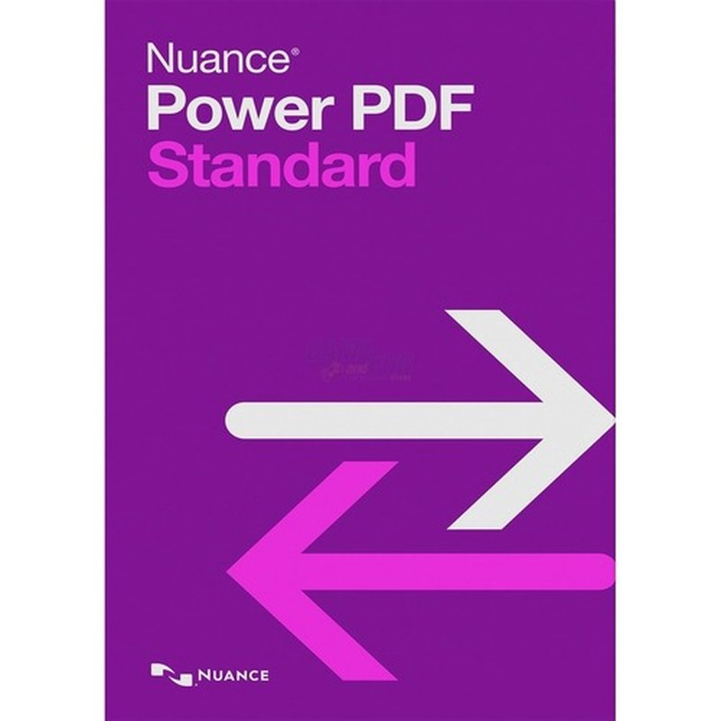 Nuance Power PDF Standard 2 (Release 2.1) Vollversion EFS PKC