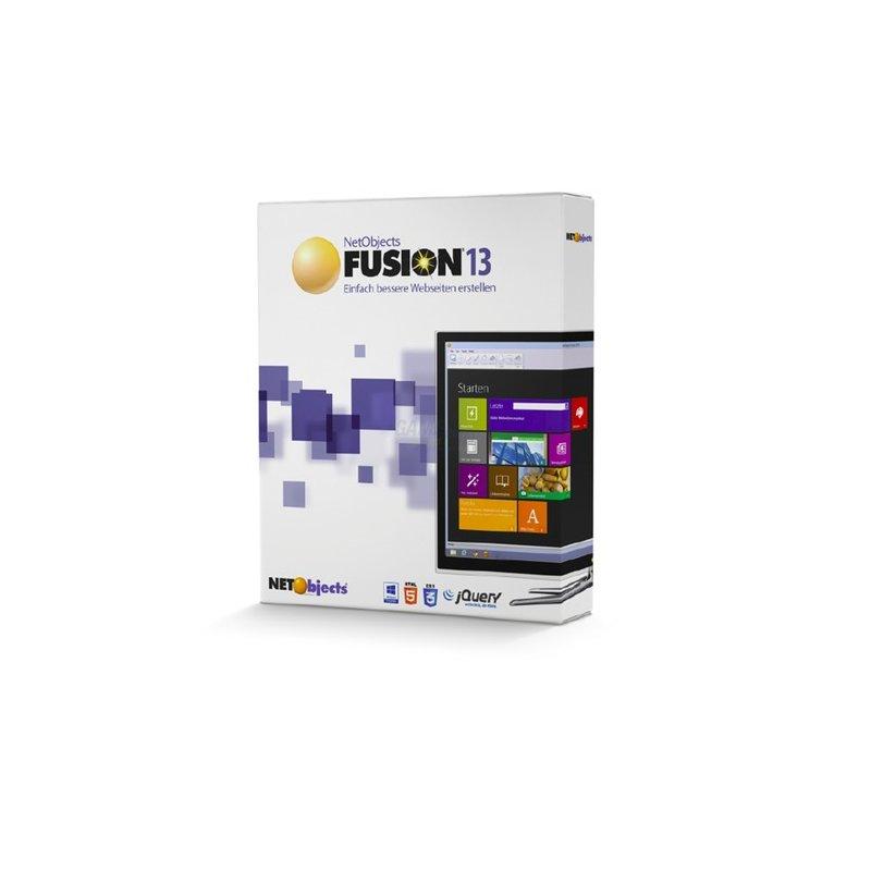 NetObjects Fusion 13 1 Benutzer Vollversion EFS...