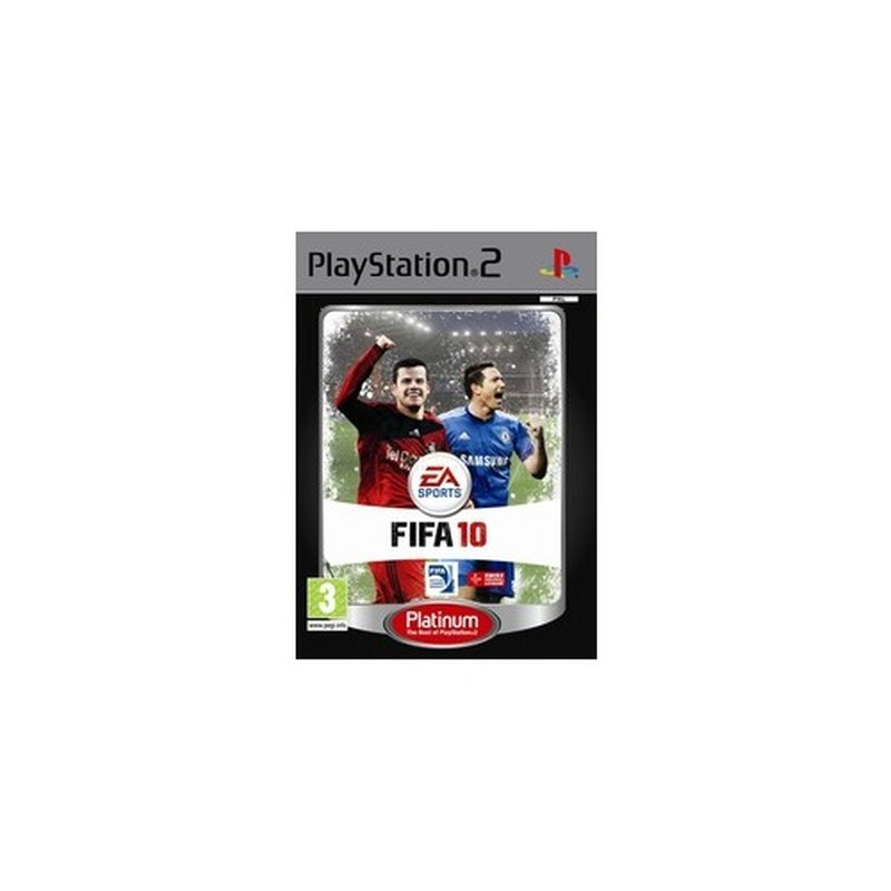 Electronic Arts FIFA 10 Platinum (PS2)