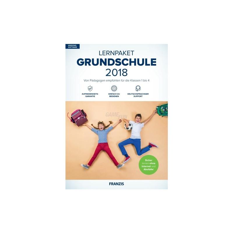 Franzis Verlag Lernpaket Grundschule 2018