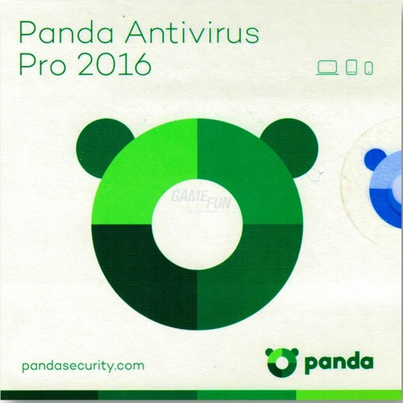 Panda Software Antivirus Pro 2016 2 Geräte Vollversion OEM 1 Jahr