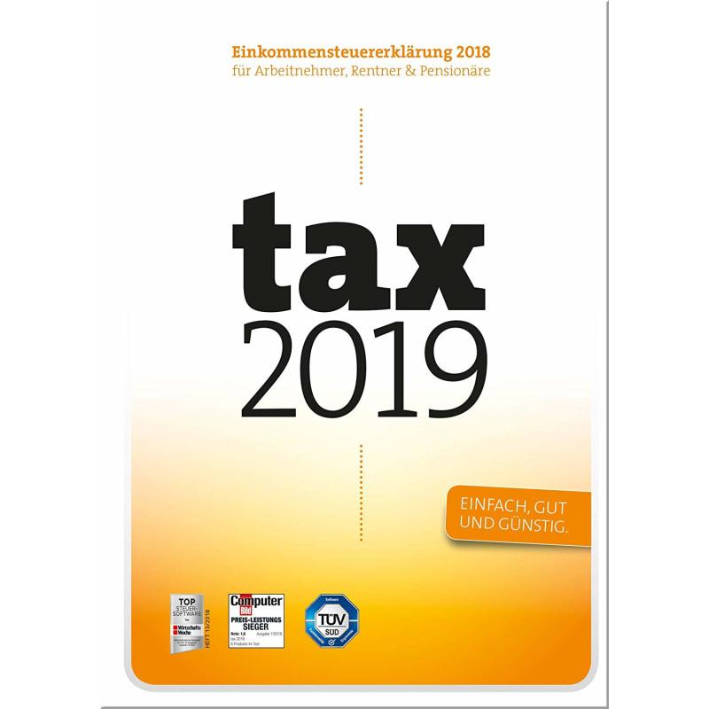 Buhl Tax 2019 1 Benutzer Vollversion GreenIT (für Steuerjahr 2018)