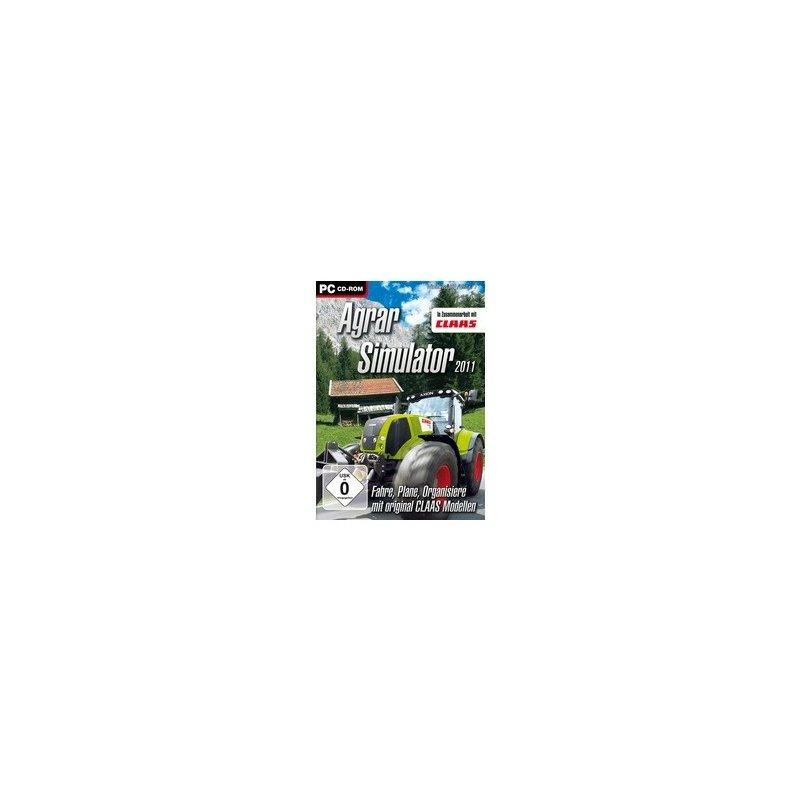 UIG Entertainment Agrar Simulator 2011 (PC) DVD-Box