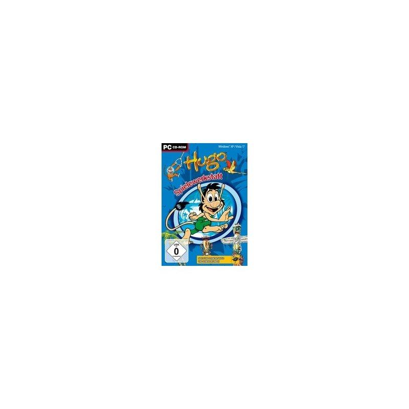 UIG Entertainment Hugo Spielewerkstatt (PC)