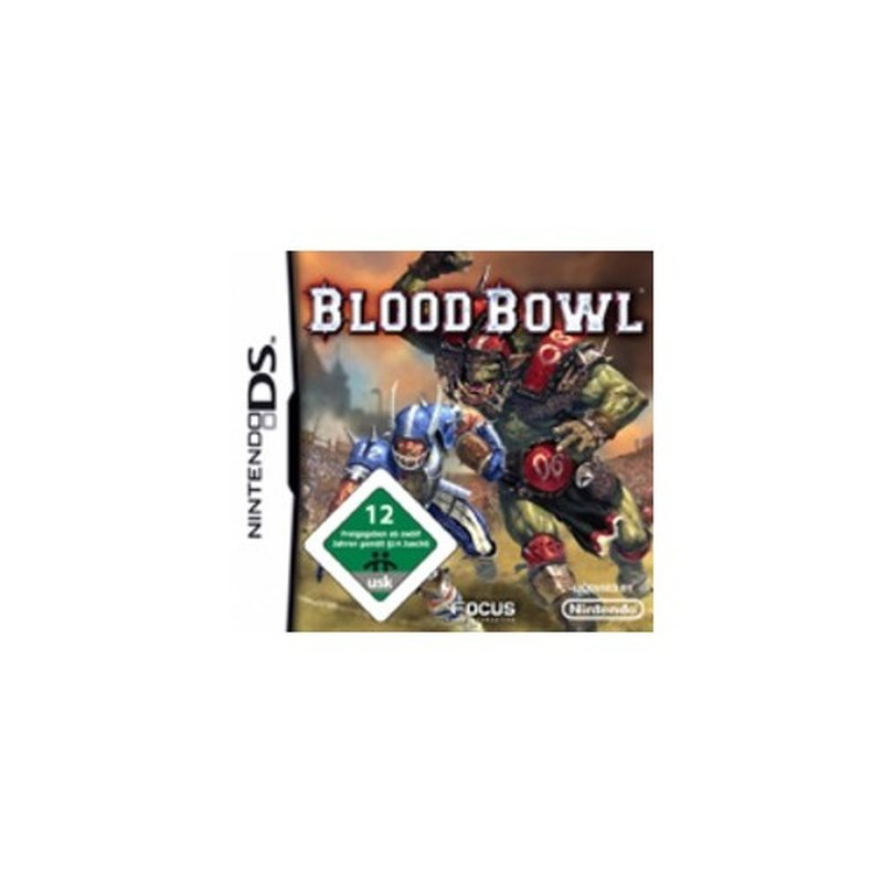 Focus Home Interactive Blood Bowl (NDS)